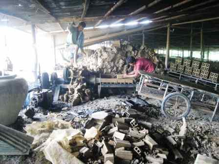 _Battambang Bamboo_train Bambou_train_ou_Train_Bamboo